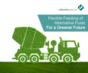 Flexible Feeding of Alternative Fuels - For a Greener Future - Schenck Process