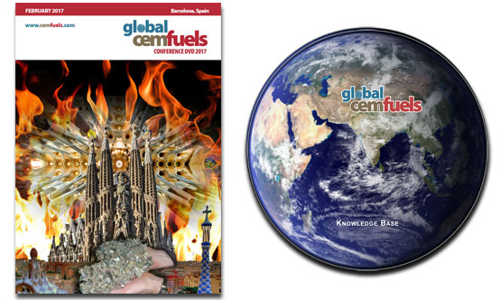 Global CemFuels Conference 2017 DVD